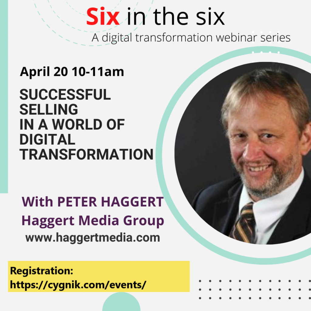 successful selling in a world of digital transformation